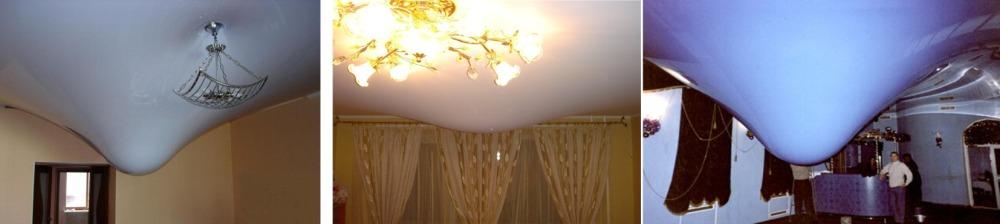 натяжные потолки в караганде